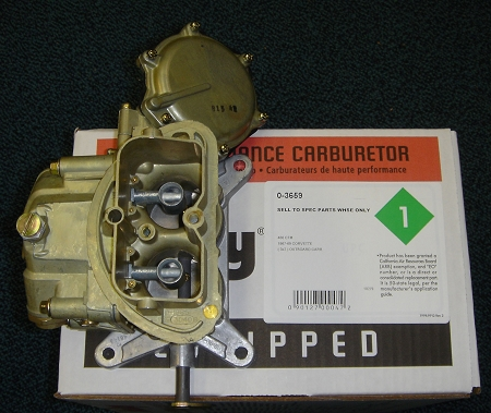 HOLLEY Carb Set,C2,Corvette,1967,