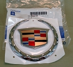 Rear Tail Gate Emblem,Cadillac Escalade EXT,2002-06,GM,NOS,New