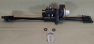 Delphi Multiport Spider Fuel Injectors,Chevrolet S10 Blazer,1992-94,4 3L