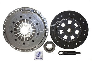 SACHS Clutch Kit,BMW,Z3,E36,1998-02,3.2L