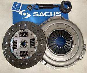 SACHS Clutch Kit,BMW 533,535,633,735i,1984-89, 3.2L, 3.5L